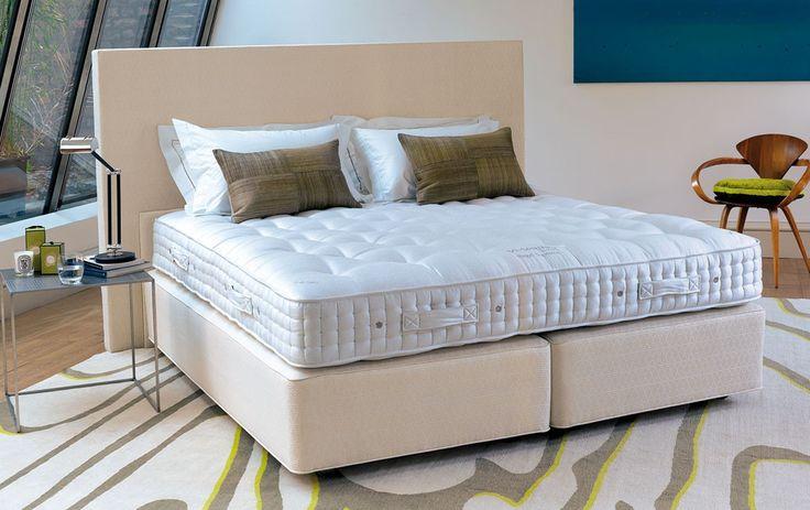 VISPRING Regal Superb | #luxury #bespoke #beds #mattresses #cashmere #wool #organic #cotton #comfort #sleep