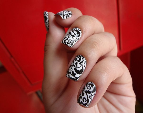 40 Examples of Elegant Nail Art | Cuded