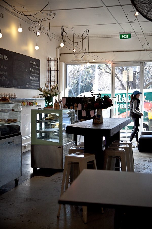 My Legendary Girlfriend cafe, Melbourne