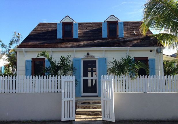 Harbour Island, Bahamas: See what makes Harbour Island such a destination and stay at this historically reconstructed 3 bed/3 bath home (pictured above) in the heart of Dunmore town.