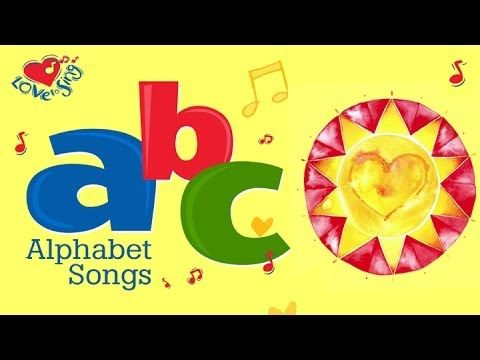 Alphabet Song | S for Sun | Phonics | Children Love to Sing ABC Kids Songs