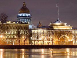Tours Saint-Pétersbourg