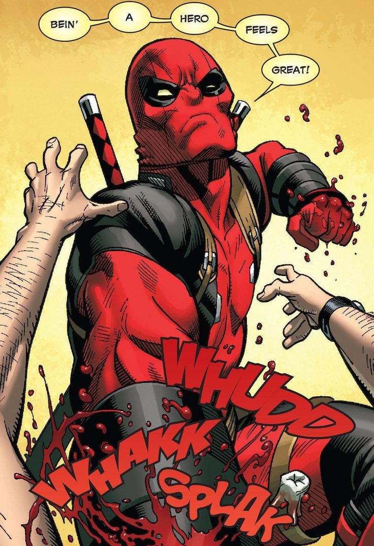 50 Times Deadpool Was Our Favorite Everything Spiderman