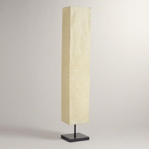 197 best floor lamp images on pinterest light design floor our kabuki floor lamp makes a big statement standing several feet tall and glowing from within its handmade taupe colored paper shade aloadofball Gallery