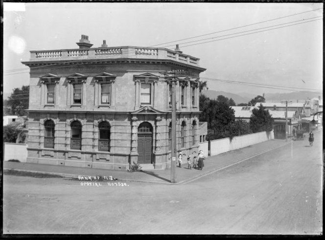 Bank of New Zealand, #Opotiki