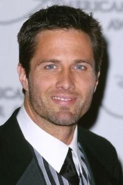 "Rob Estes...Loved him in USA networks ""Silk Stockings""."