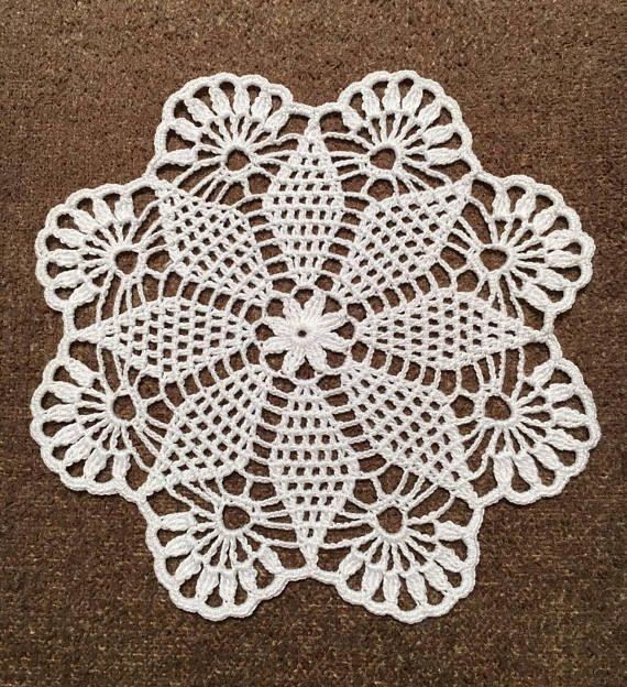 162 Best Tapetes De Crochet Images On Pinterest Crocheting