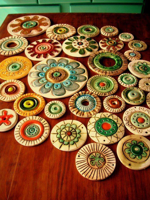 cool ceramics by Paula Echeverría-artista plástica