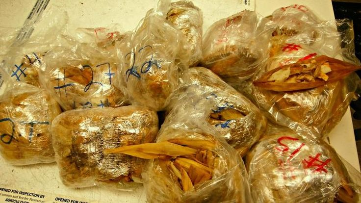 450 tamales destroyed at LAX