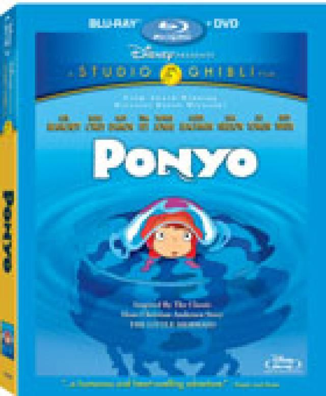 10 Great Kids' Movies About the Ocean and Sea Creatures: Ponyo