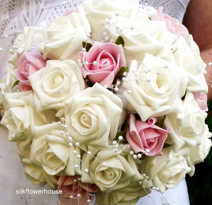 78 best Artificial Wedding Flowers images on Pinterest