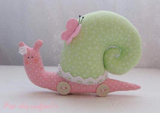 Тильда улитка Ульяна | Животные | Игрушки | Uniqhand - сообщество любителей необычных вещей