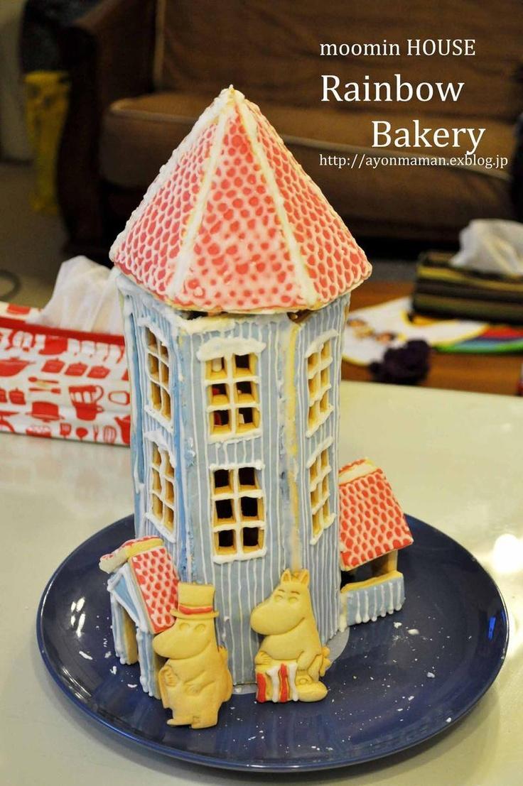 moomin & cookie house