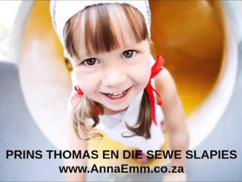 Gratis Volledige luisterstorie: Prins Thomas en die sewe slapies. #luisterstorie #annaemmwapadrand #audiostories #gratis