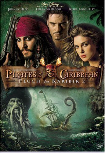 Pirates of the Caribbean Fluch der Karibik 2 * IMDb Rating: 7,3 (303.237) * 2006 USA * Darsteller: Johnny Depp, Orlando Bloom, Keira Knightley,