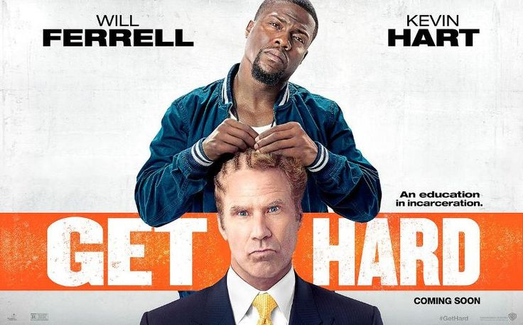 """""""Get Hard"""" Isn't About Sex… It's a new Comedy Bromance Movie with Will Ferrell and Kevin Hart that is So Wrong #GetHard #Trailer http://www.redcarpetreporttv.com/2015/03/24/get-hard-isnt-about-sex-its-a-new-comedy-bromance-movie-with-will-ferrell-and-kevin-hart-that-is-so-wrong-gethard-trailer/"""