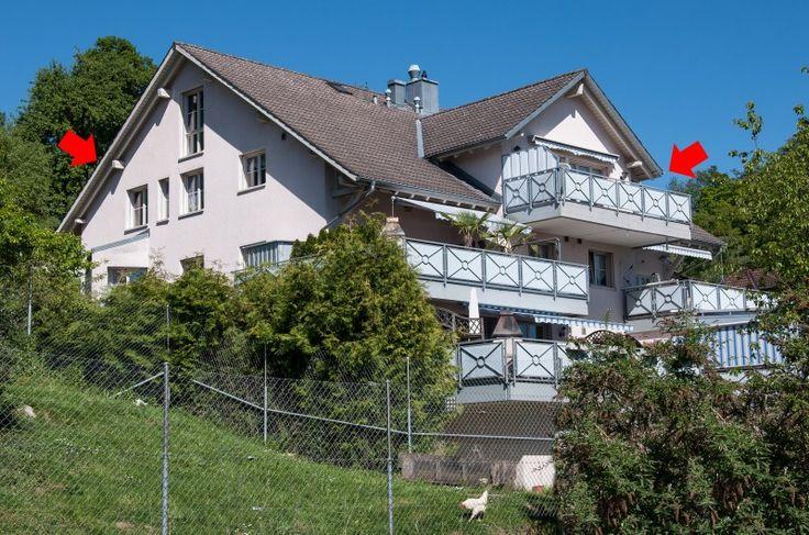 4½-Zi-Dachmaisonette mit Weitblick zum Säntis