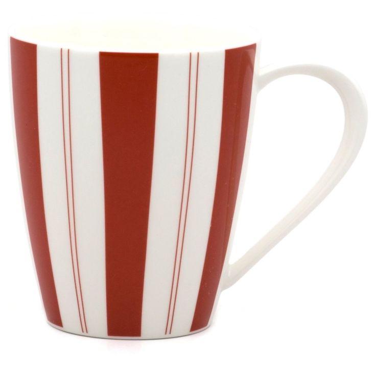 Vanilla Tuxedo Rouge 12-ounce Mug