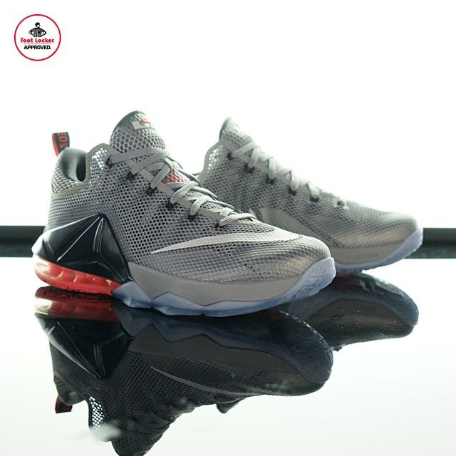 low priced bf7aa 9a403 get lebron 12 low top footlocker 28ac9 cab91