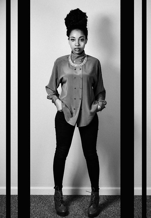blackandkillingit:  Black Girls Killing ItShop BGKI NOW  http://beautiffulcurls.tumblr.com