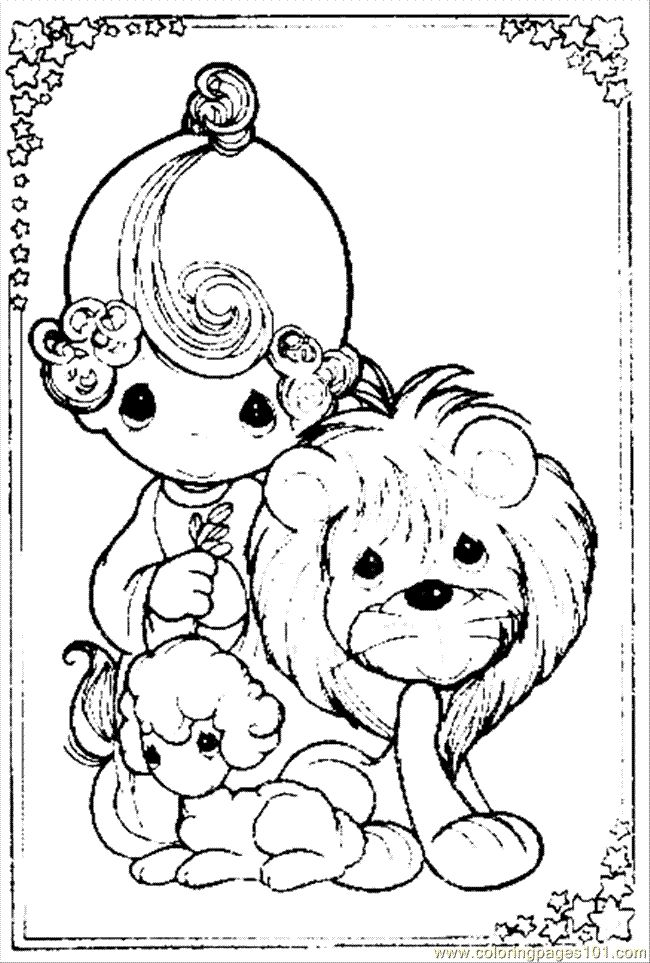 13 best Precious Moments images on Pinterest Precious moments - new easter coloring pages to do online