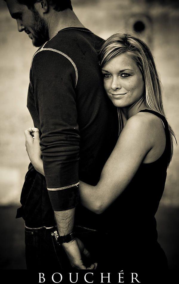 Sexy Beach Engagement Shoot - Photos by Weston & Marissa Boucher of Bouchér Photography - boucherphotograph... - couples shoot, san diego engagement shoot