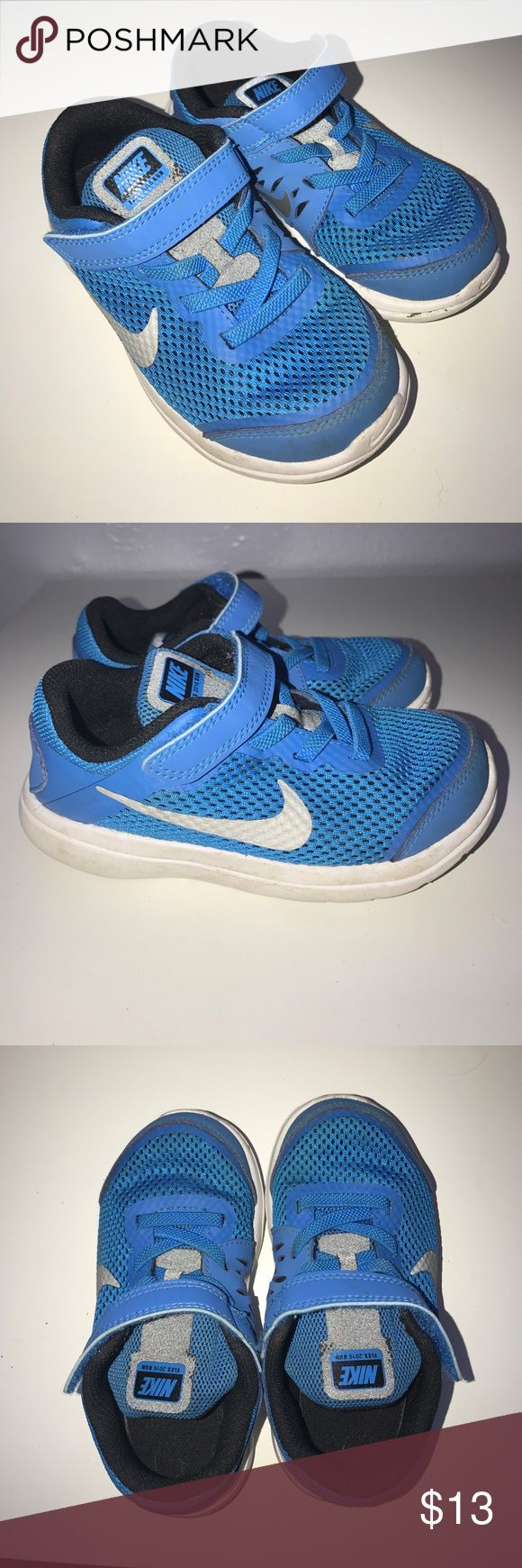 Nike Flex Run Nice kids shies very flexible for the little ones Nike Shoes Sneakers