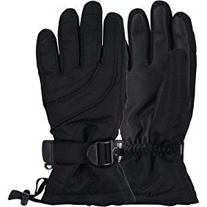 Women's Thinsulate Lined Waterproof Ski Glove