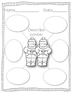 Miss Kindergarten: literacy centers