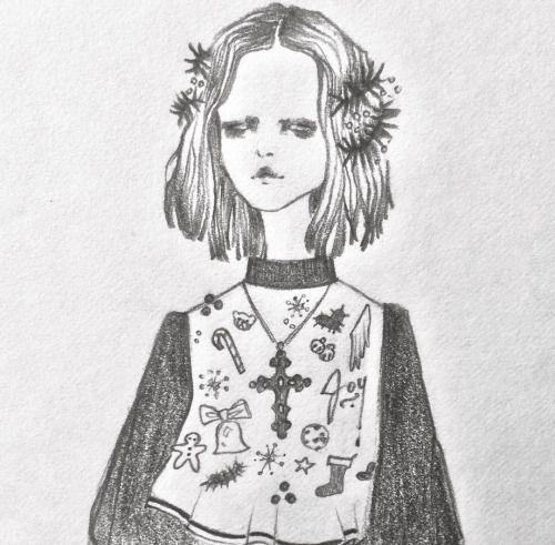 ISSA GRIMM fashion illustration | design | style