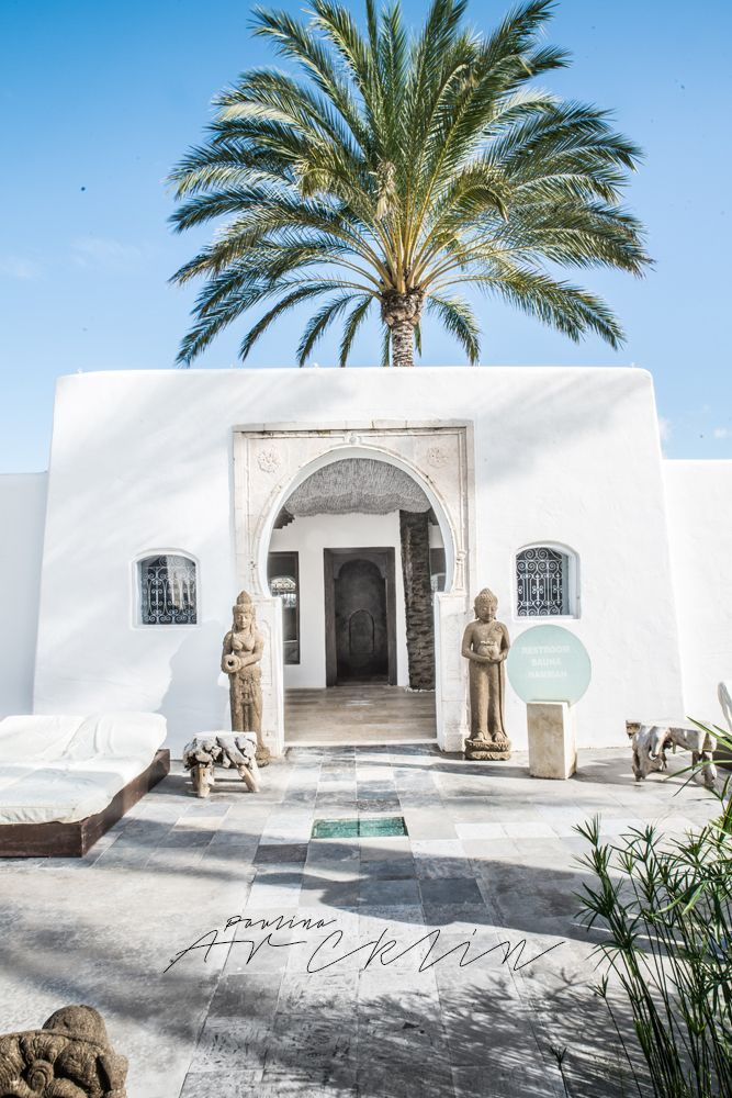 © Paulina Arcklin | ATZARO HOTEL IN IBIZA