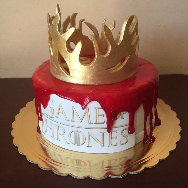 Best 25+ Game Of Thrones Cake Ideas Only On Pinterest