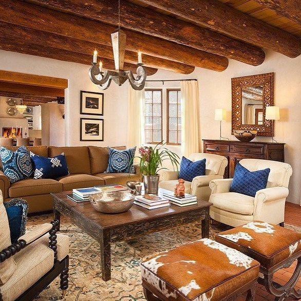 Arizona Hacienda Kitchen Cabinets: 66 Best Santa Fe Homes Images On Pinterest