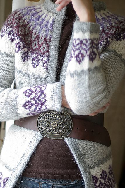 Ravelry: skeincharmer's Bohus Lopi  I wish this had a pattern....