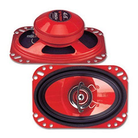 """Pair VOLFENHAG 4x6"""" 350W 2-Way Car Audio Speakers [Electronics] by Volfenhag. $29.95. Volfenhag's Car Audio Speakers have a 1 1/2"""" polymide cone midrange, and a butyl rubber surround."""