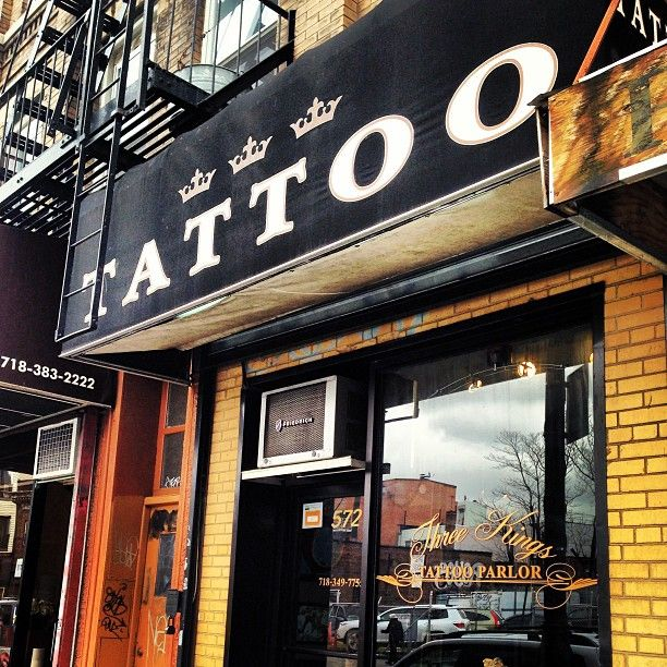 Three Kings Tattoo Parlor