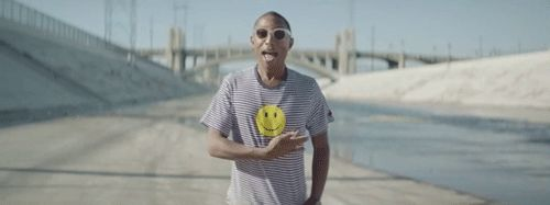 """I got """"Happy"""" by Pharrell Williams! What Song Is Actually About You?"""