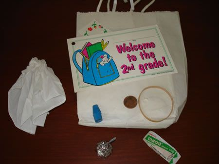 First Day Of School Crafts Pinterest