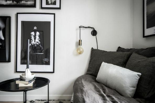 ornamen furniture ruang apartemen kecil