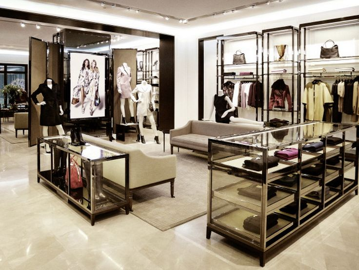 Another Burberry store opened in Baku.