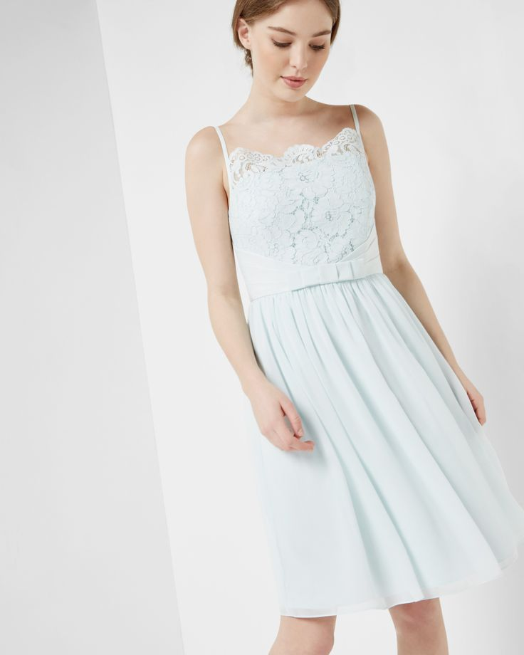 Lace bodice tutu dress - Mint | Outlet | Ted Baker ROW