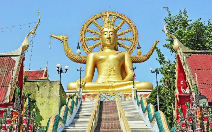 Rejs til Thailand på vinterferie med Apollo. Se mere på http://www.apollorejser.dk/rejser/asien/thailand