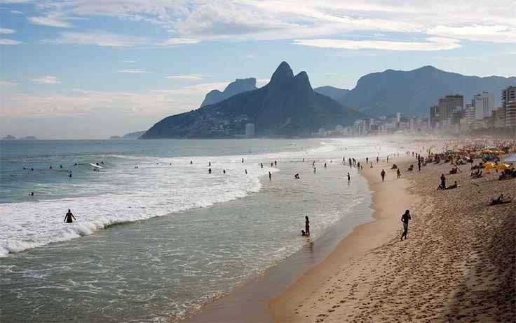 Sheraton Rio (in the distance), Rio de Janeiro, Brazil