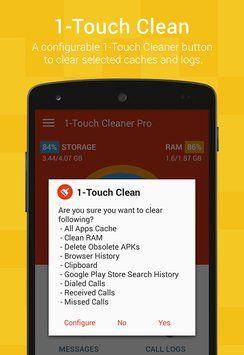 1-Touch Cleaner (Booster) Pro v3.0.1 FULL APK   APKBOO
