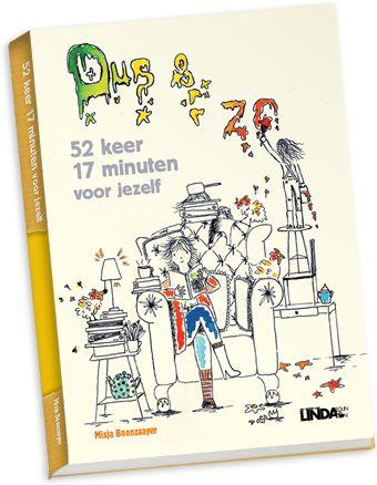 Dus en Zo - supergaaf boekje van Misja Boonzaayer - met illustraties van mij!!!