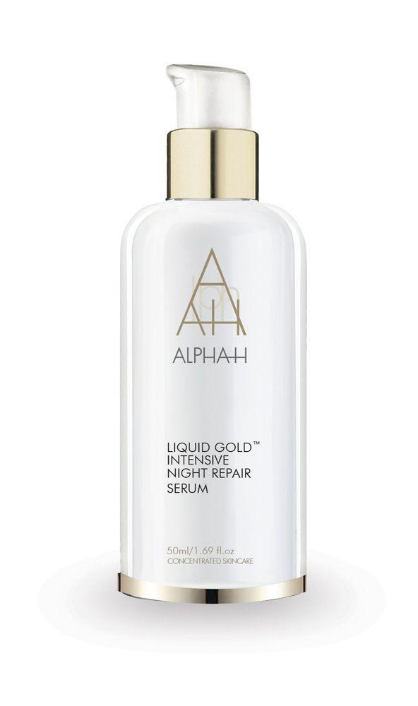 Alpha-H - Liquid Gold Intensive Night Repair Serum Reviews | beautyheaven