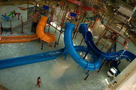 Hotels In St Paul Mn With Water Slides