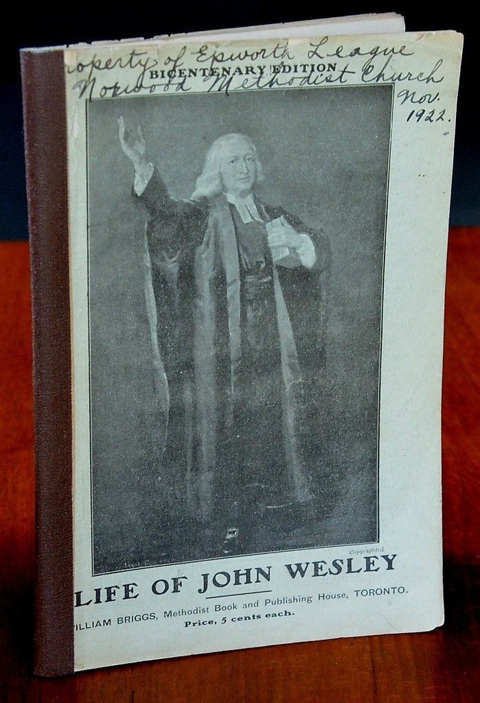 Can john wesleys journal masturbation are