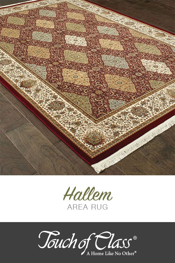 Hallem Diamond Design Traditional Area Rugs Rugs Traditional