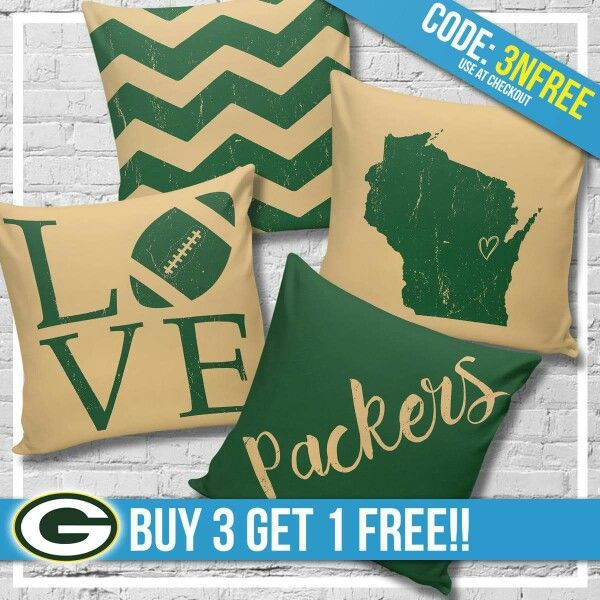 Green Bay Packers, Home Decor Ideas, Nifty, Home Ideas Decoration